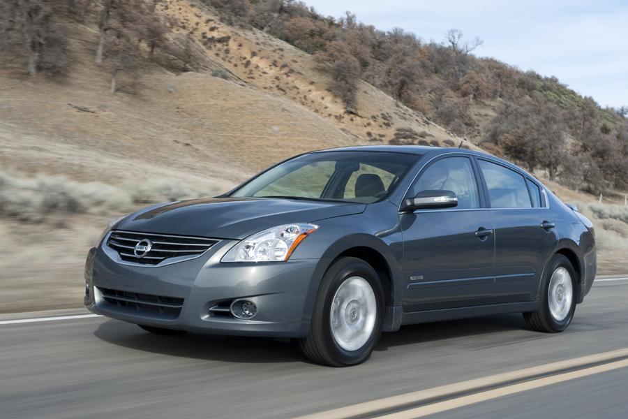 Nissan Altima Hybrid Sedan Models Price Specs Reviews