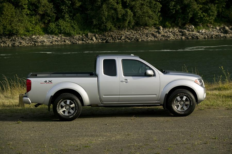 2011 Nissan Frontier Overview Cars Com