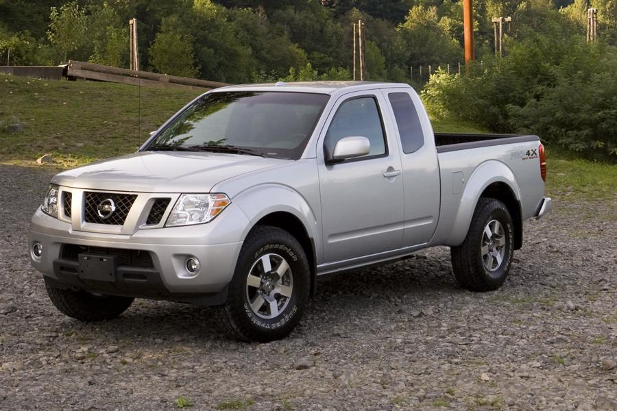 2011 Nissan Frontier Reviews Specs And Prices Cars Com
