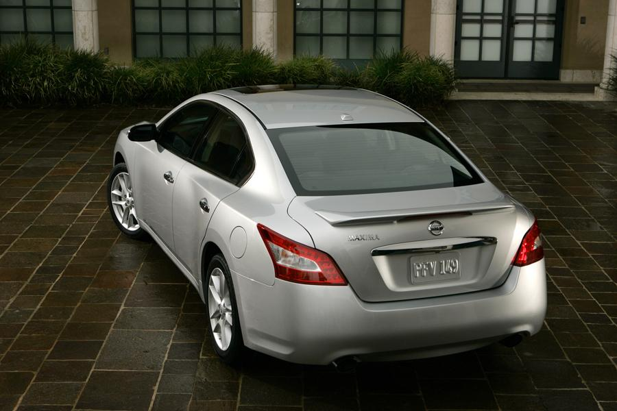 2011 Nissan Maxima Photo 3 of 20