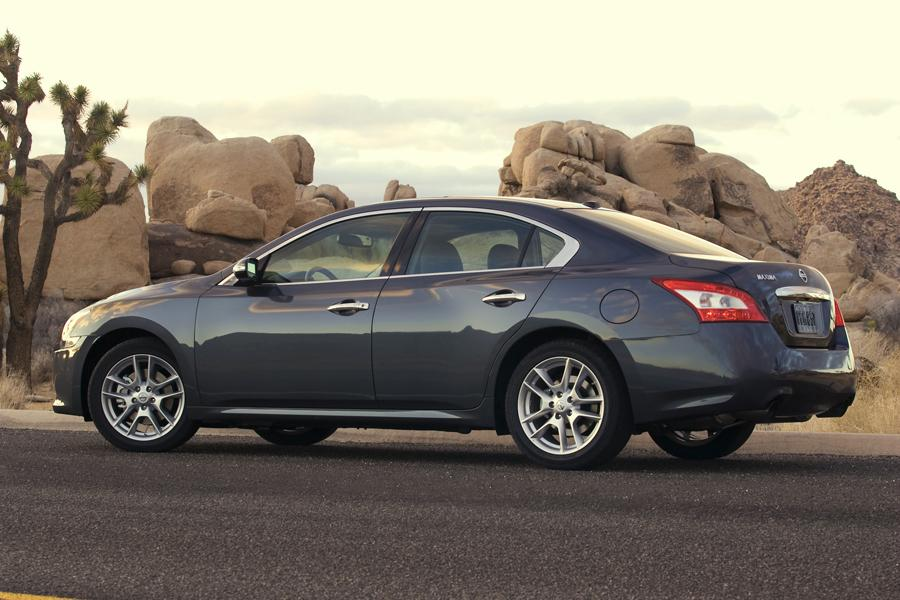 2017 Nissan Altima Sv >> 2011 Nissan Maxima Reviews, Specs and Prices | Cars.com