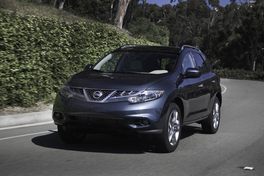2011 Nissan Murano Photo 1 of 20