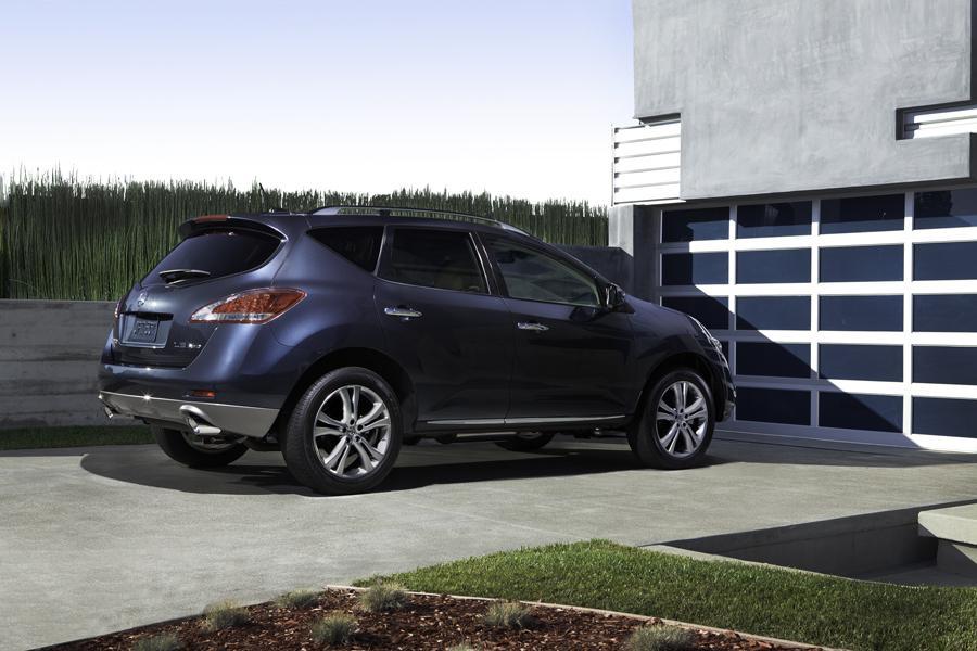 2011 Nissan Murano Photo 3 of 20