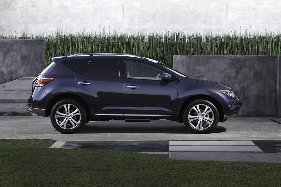 2011 Nissan Murano Reviews Specs And Prices Cars Com