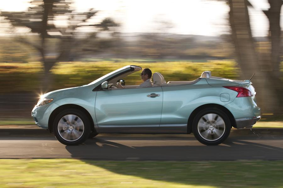 2011 Nissan Murano CrossCabriolet Photo 4 of 20