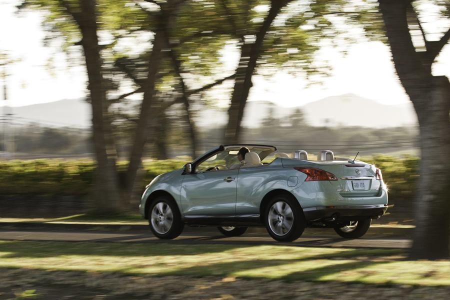 2011 Nissan Murano CrossCabriolet Photo 5 of 20