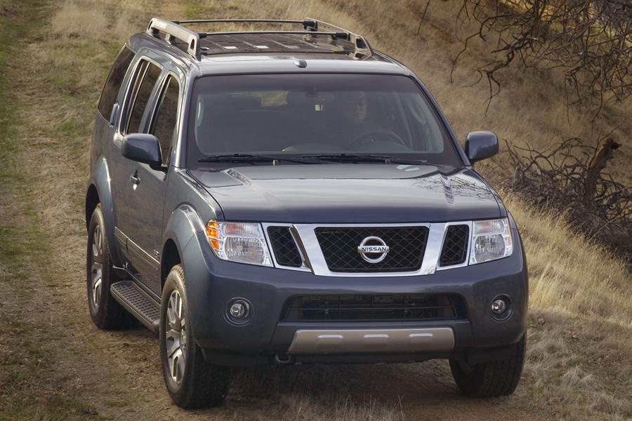 2011 Nissan Pathfinder Photo 3 of 20