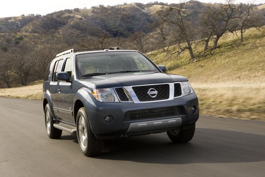 2011 Nissan Pathfinder Photo 5 of 20
