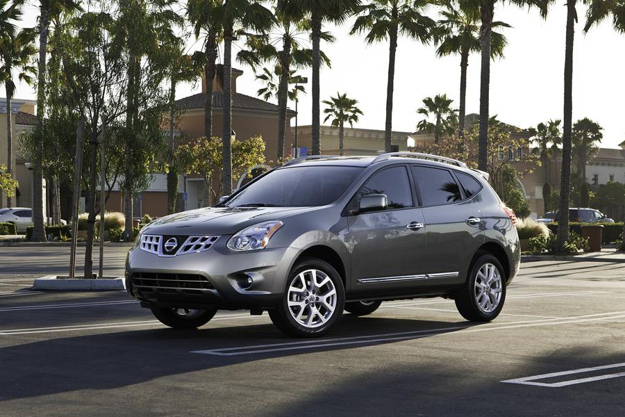 2011 Nissan Rogue Overview | Cars.com
