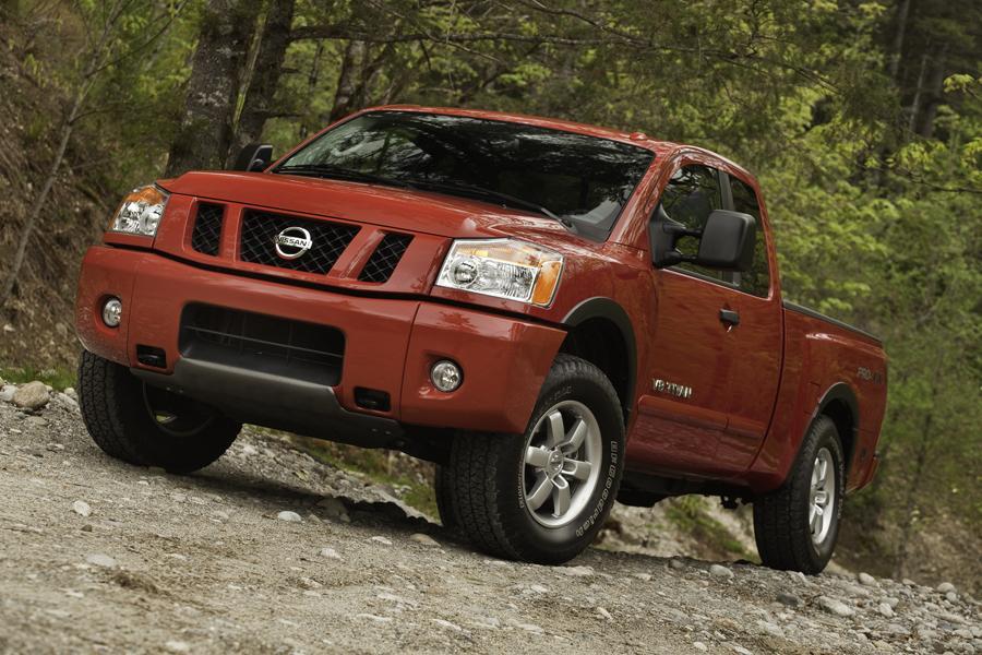2011 Nissan Titan Photo 4 of 20
