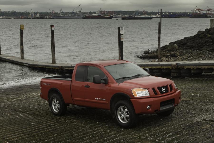 2011 Nissan Titan Photo 6 of 20