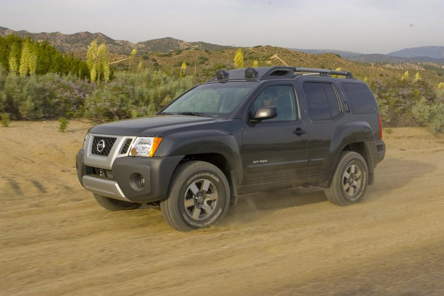 2011 Nissan Xterra Photo 3 of 20