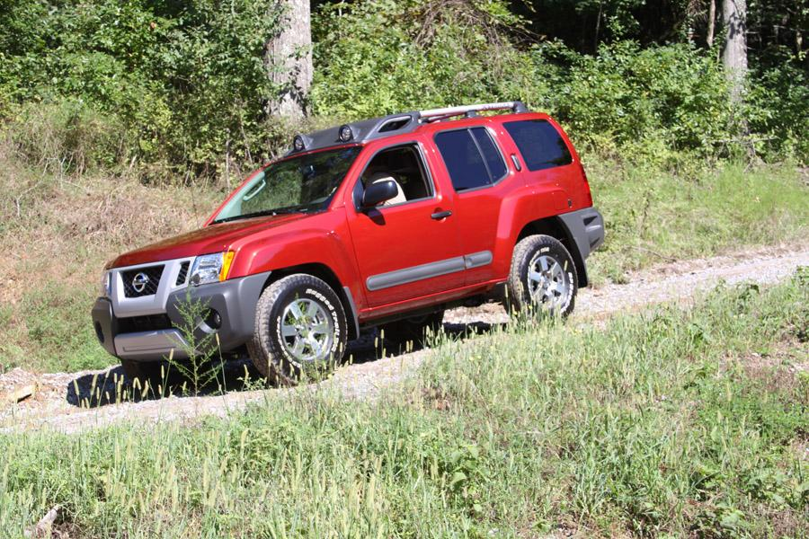 2011 Nissan Xterra Photo 6 of 20