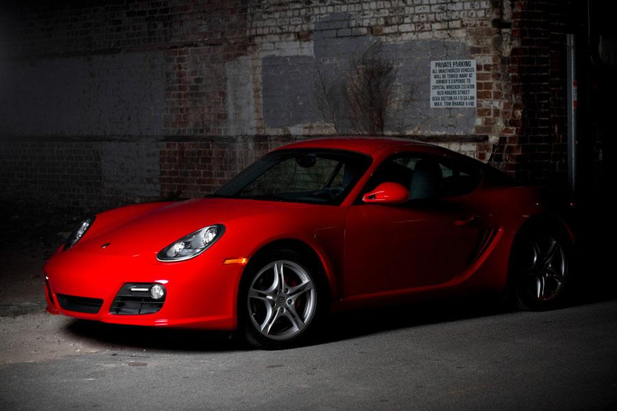 2011 Porsche Cayman Photo 2 of 20