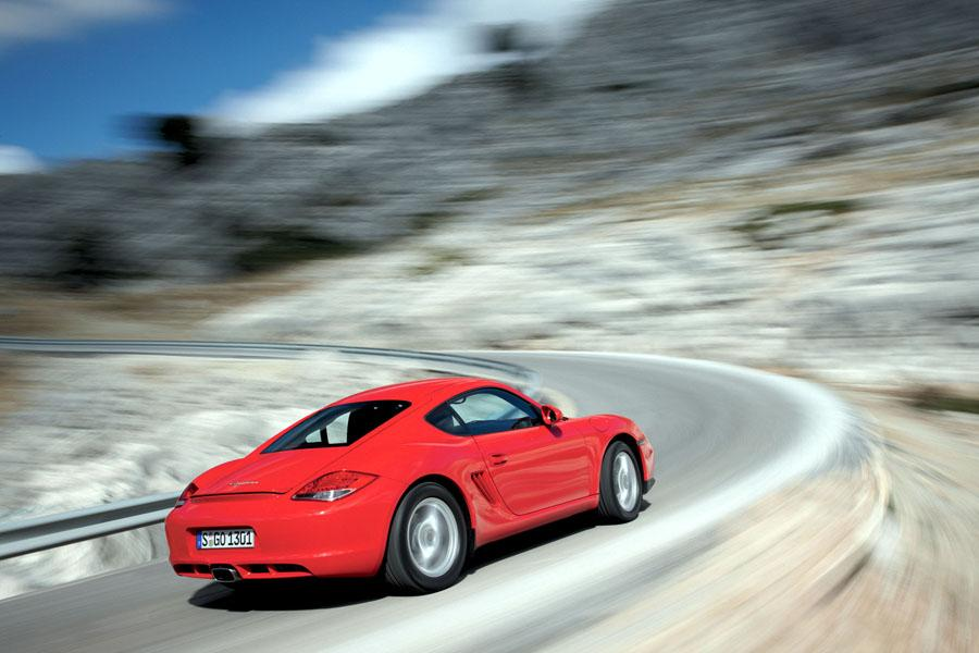 2011 Porsche Cayman Photo 6 of 20