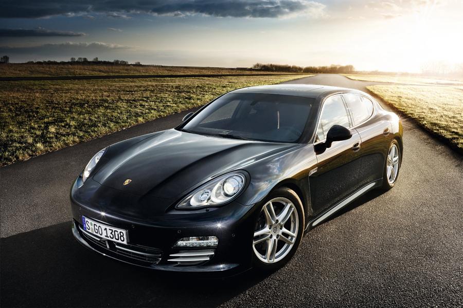 2011 Porsche Panamera Overview Cars Com