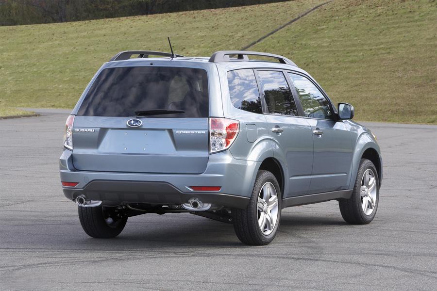 2011 Subaru Forester Specs Pictures Trims Colors