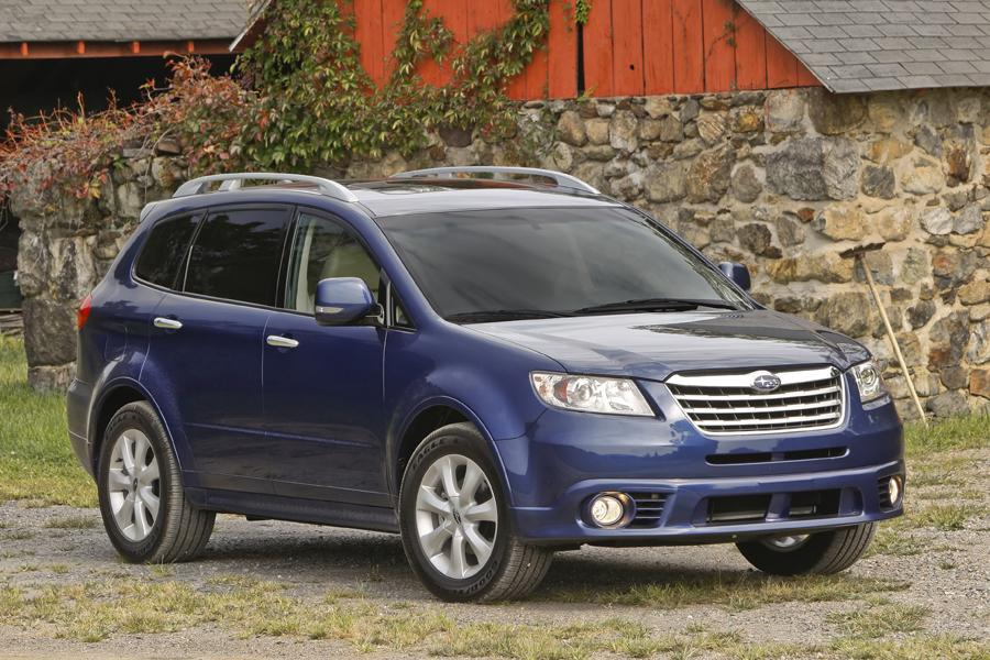 2011 Subaru Tribeca Photo 4 of 20