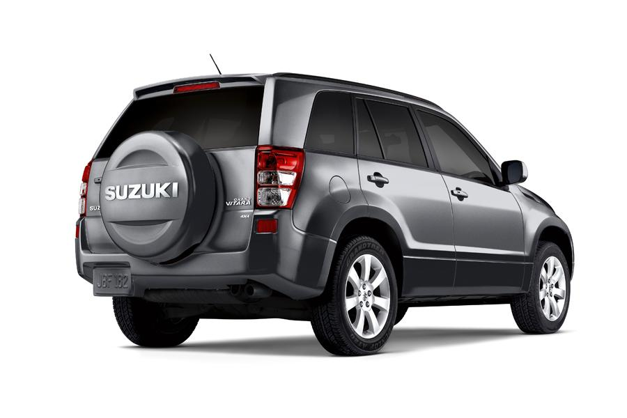 2011 Suzuki Grand Vitara Photo 3 of 20