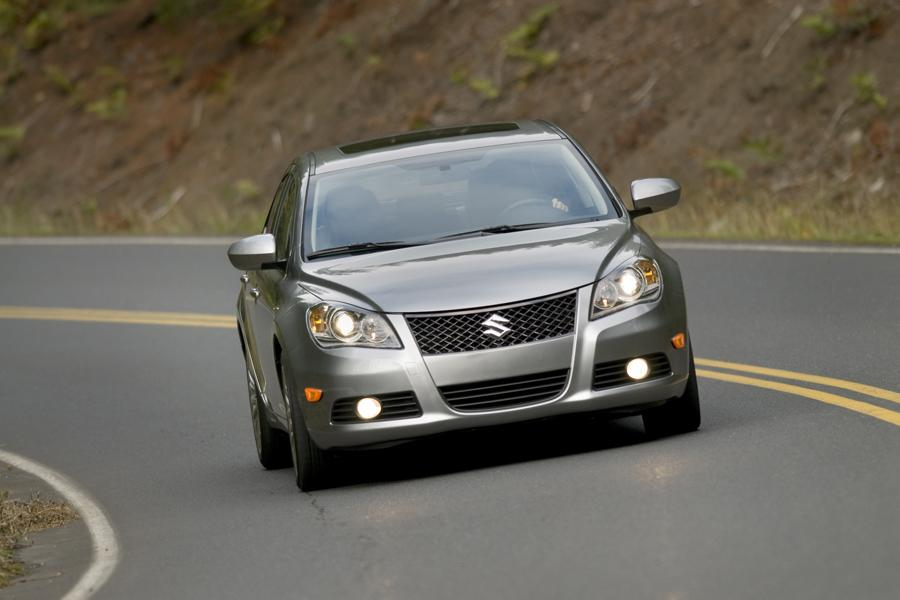 2011 Suzuki Kizashi Photo 3 of 20