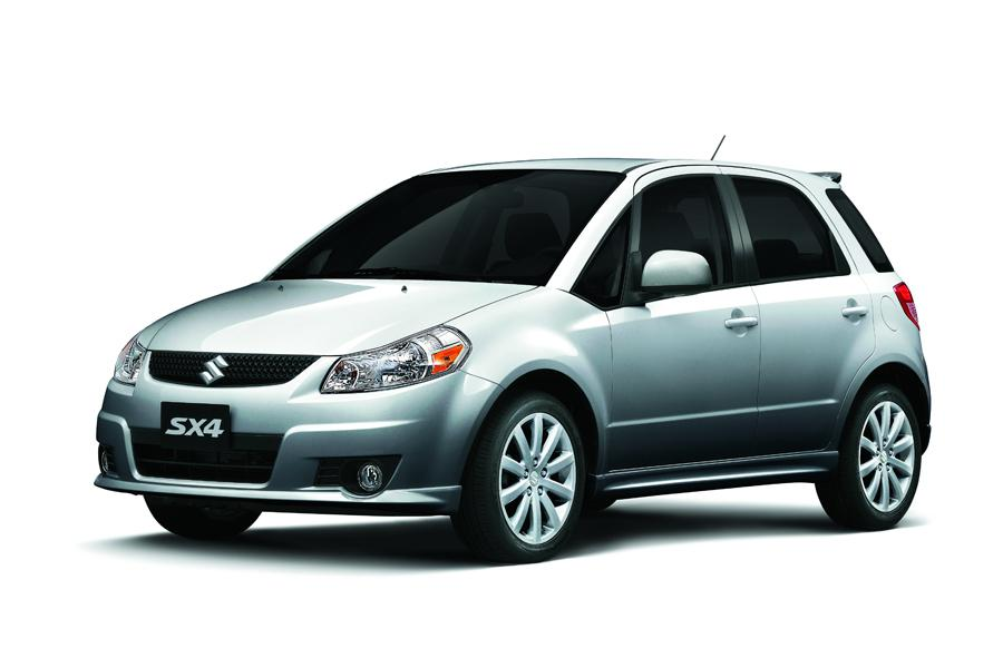 2011 Suzuki SX4 Photo 5 of 20