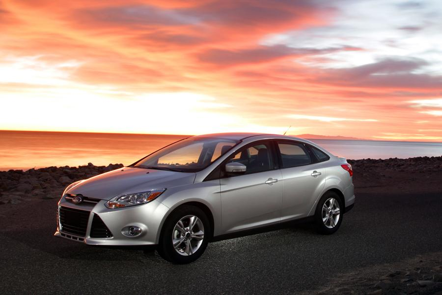 2012 ford focus media gallery