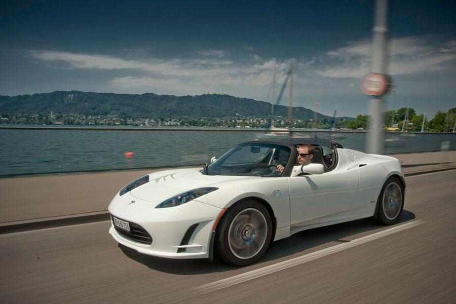 2011 Tesla Roadster Photo 3 of 20