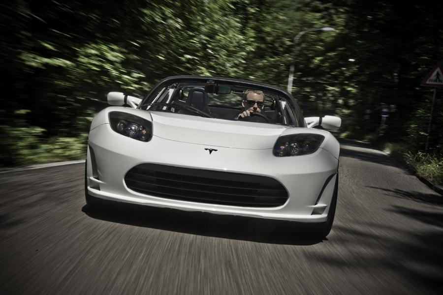 2011 Tesla Roadster Photo 4 of 20
