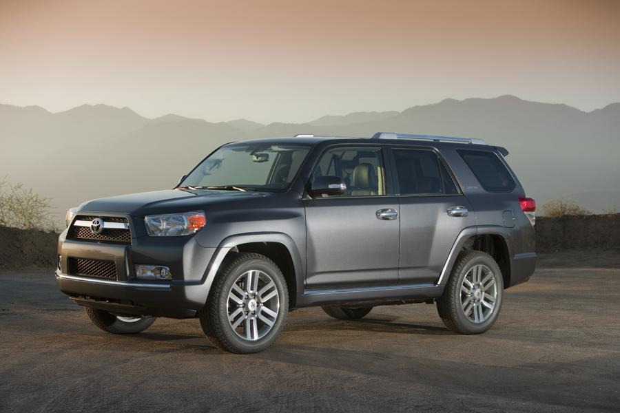 2011 Toyota 4runner Overview Cars