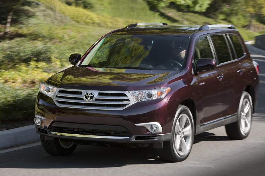2011 Toyota Highlander Specs Pictures Trims Colors