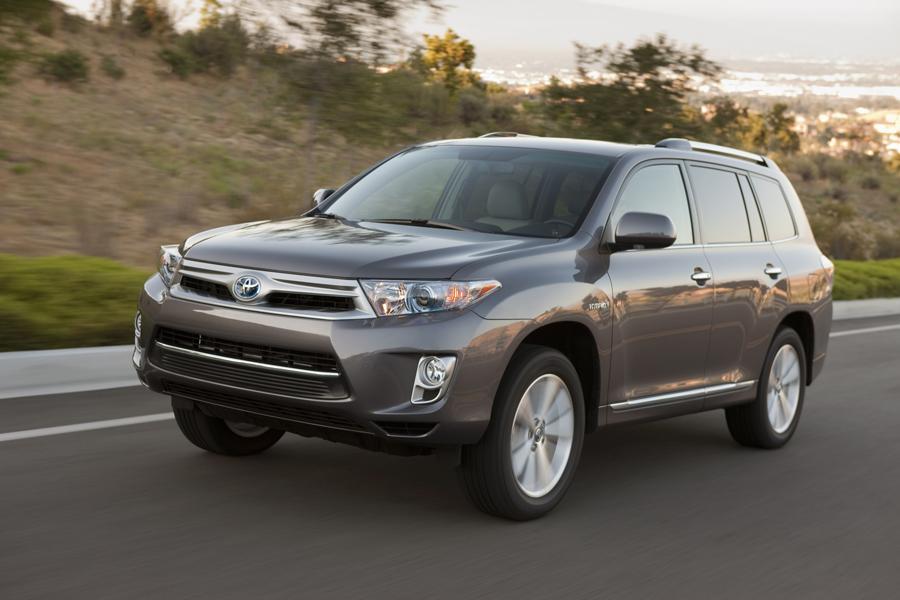 2011 Toyota Highlander Hybrid Photo 1 of 20