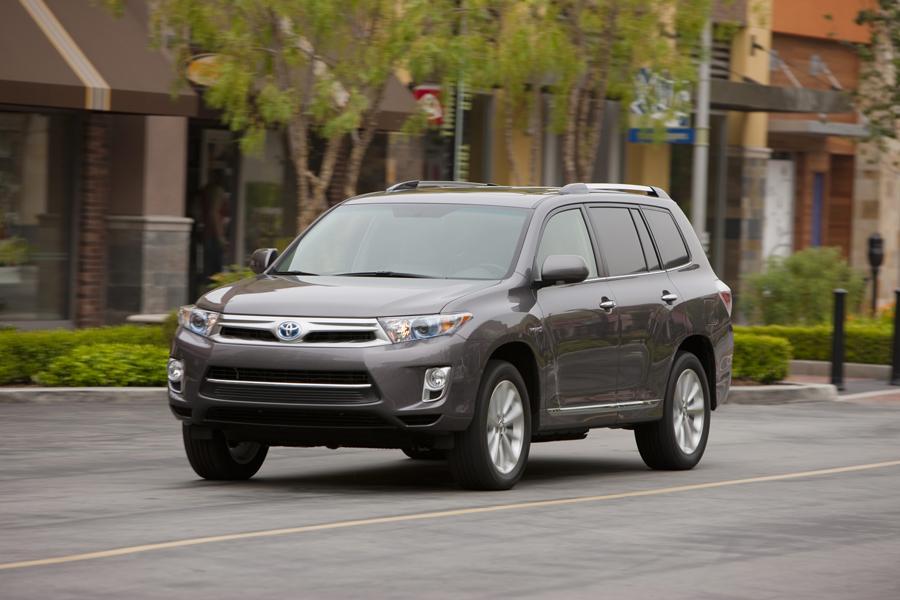 2011 Toyota Highlander Hybrid Photo 3 of 20