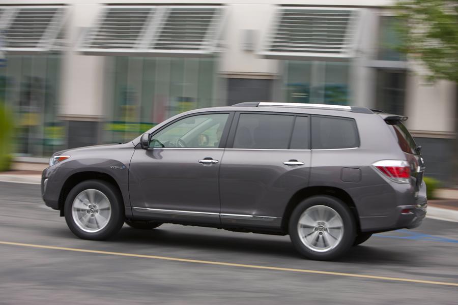 2011 Toyota Highlander Hybrid Photo 5 of 20