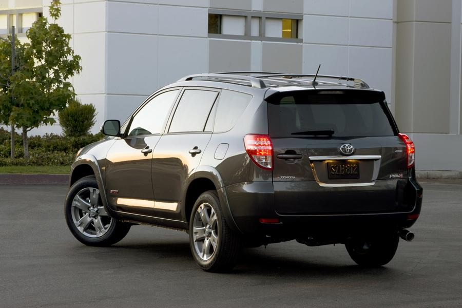 2011 Toyota Rav4 Overview Cars Com