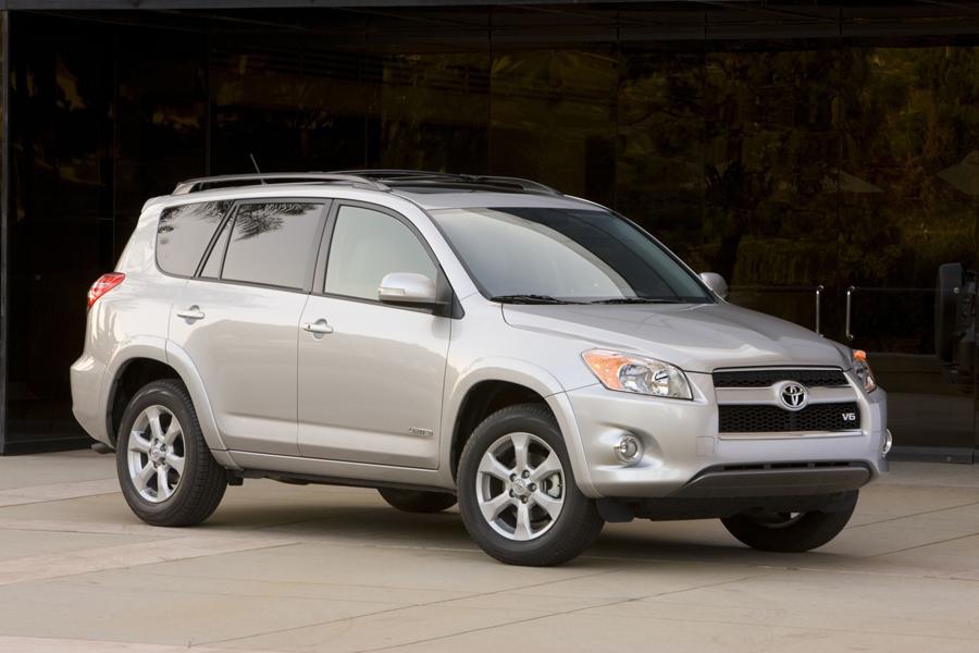 2011 Toyota Rav4 Specs Pictures Trims Colors Cars Com