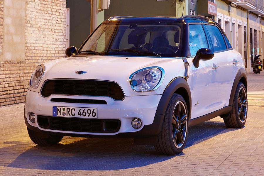 2011 MINI Cooper S Countryman Photo 1 of 20