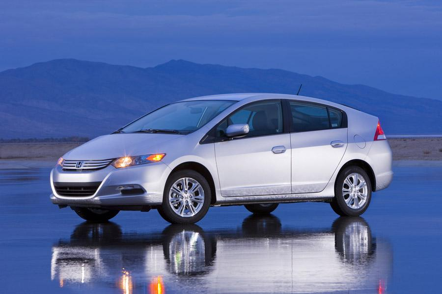 2011 Honda Insight Overview Cars Com
