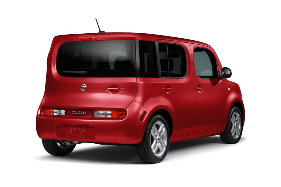 2011 Nissan Cube Photo 4 of 20