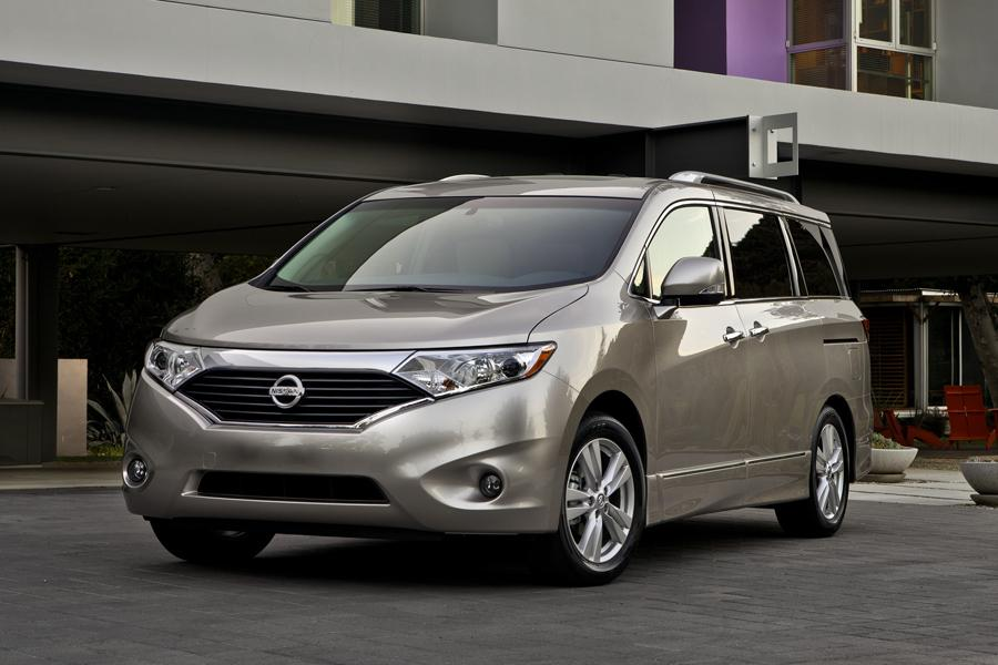2011 Nissan Quest Photo 1 of 20