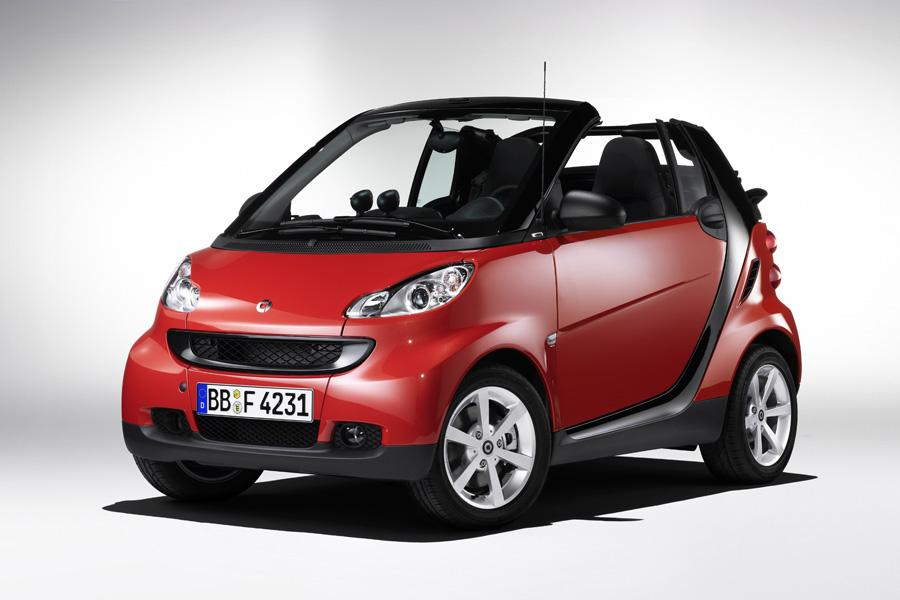 2011 smart ForTwo Photo 4 of 20