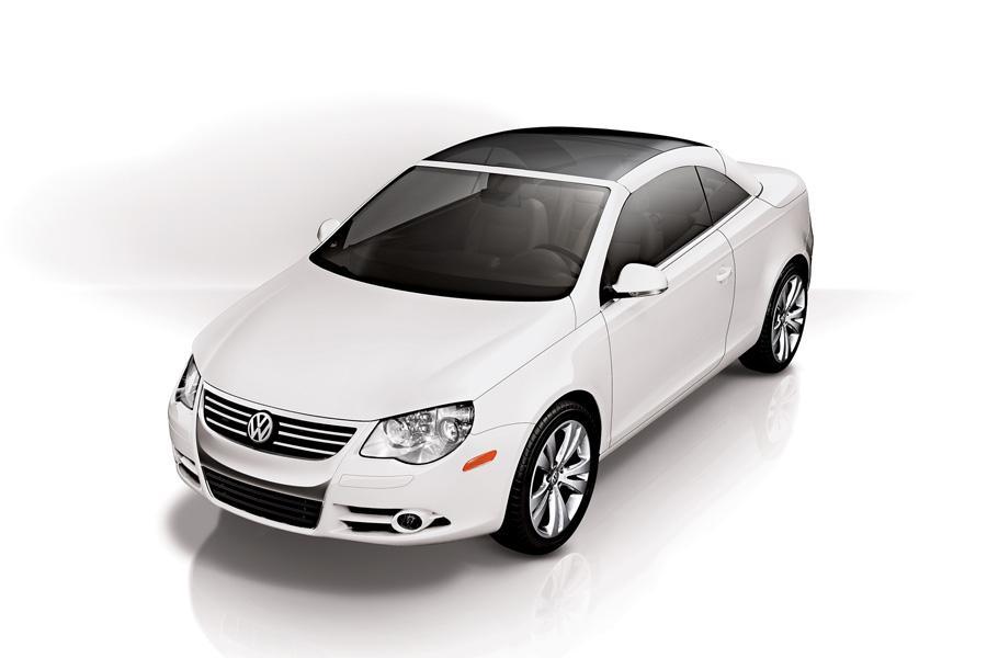 2011 Volkswagen Eos Photo 1 of 20