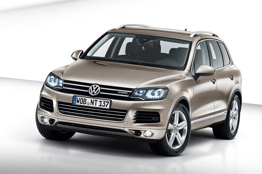 2011 volkswagen touareg hybrid overview. Black Bedroom Furniture Sets. Home Design Ideas