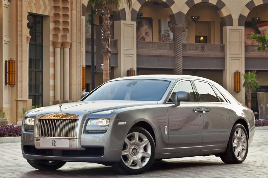 Rolls Royce Ghost Overview Cars Com