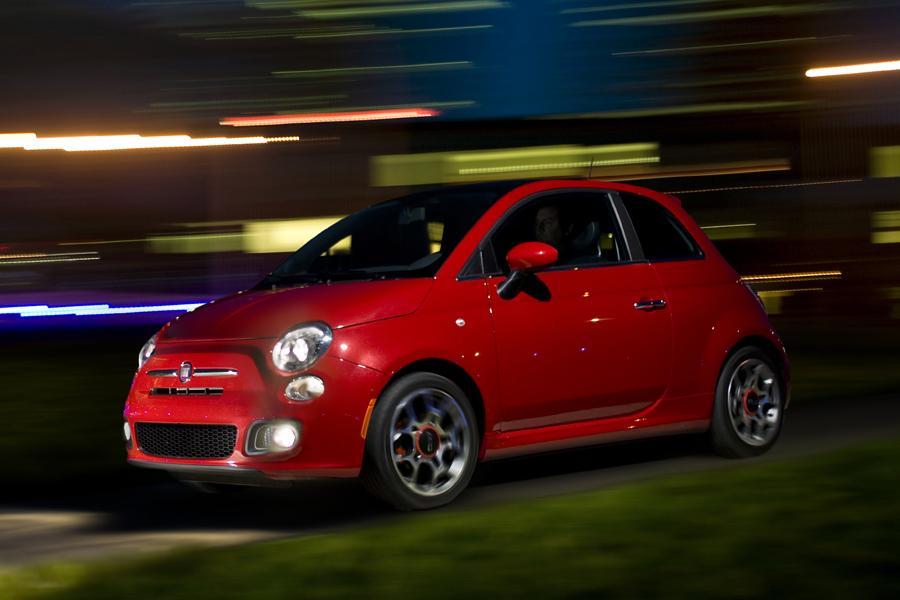 2012 FIAT 500 Photo 2 of 41