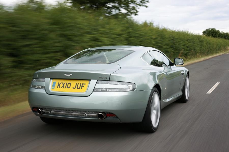 2011 Aston Martin DB9 Photo 3 of 20