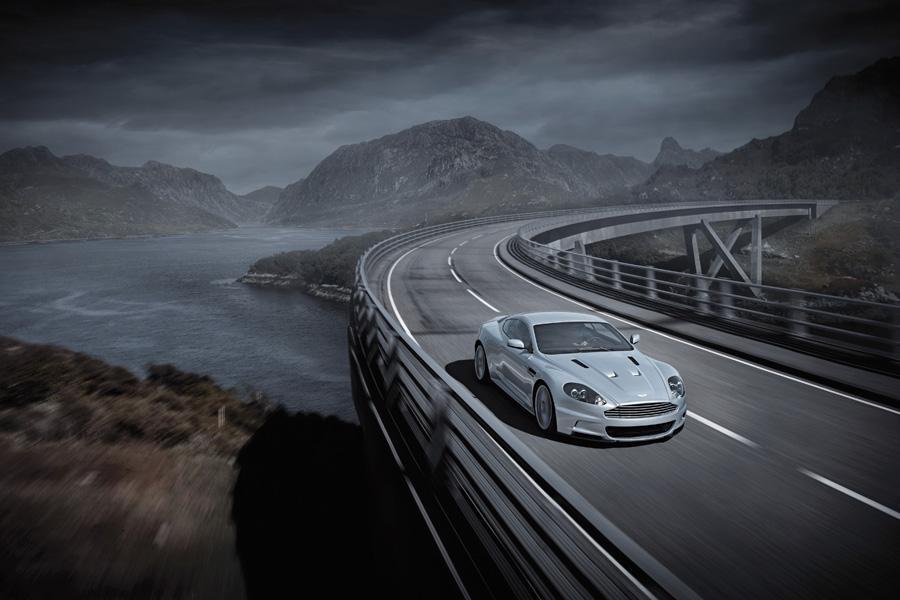 2011 Aston Martin DBS Photo 2 of 20