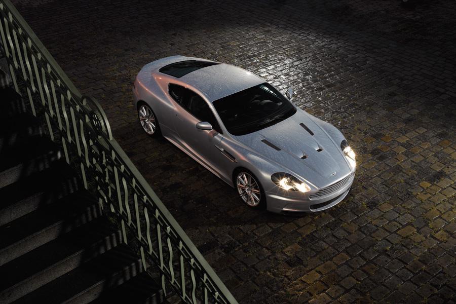 2011 Aston Martin DBS Photo 5 of 20