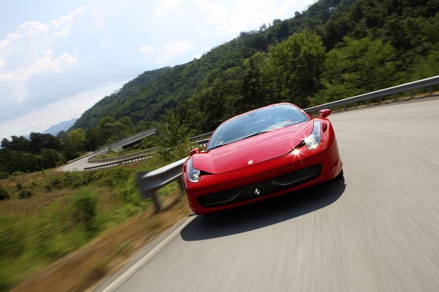 2011 Ferrari 458 Italia Photo 4 of 21