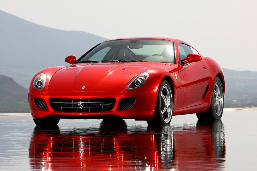 2011 Ferrari 599 GTB Fiorano Photo 2 of 21