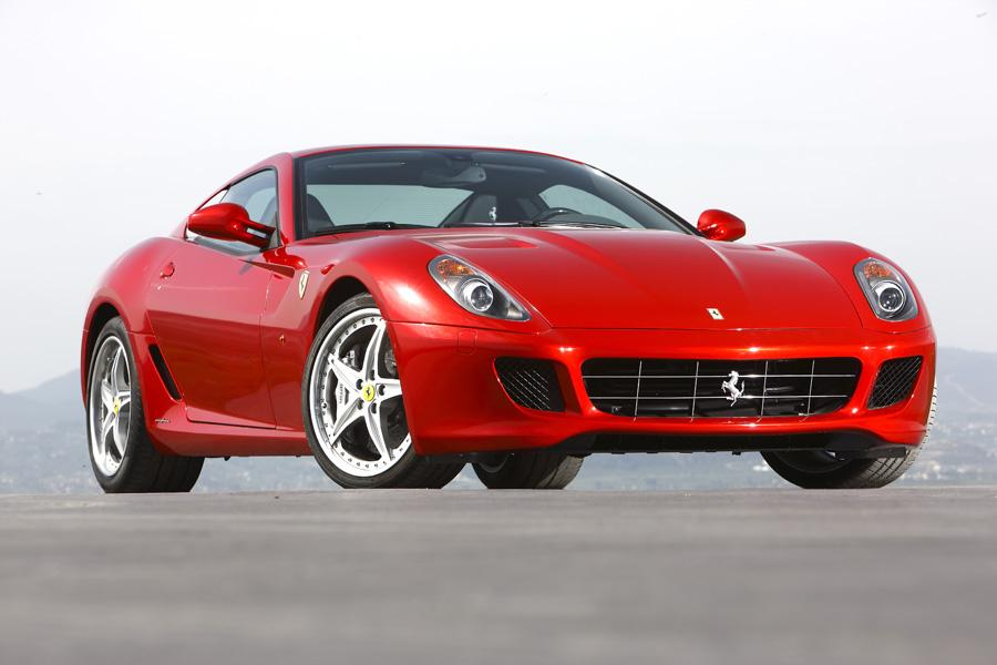 2011 Ferrari 599 GTB Fiorano Photo 3 of 21